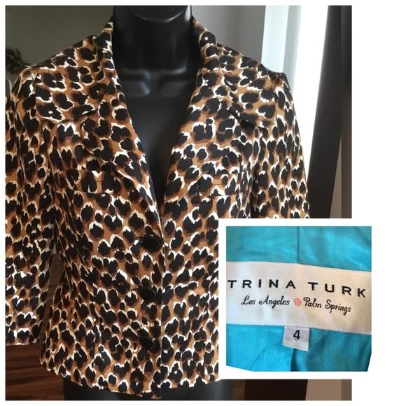 Trina Turk Jackets & Blazers - Trina Turk Blazer
